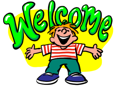 Image result for New student welcome clipart